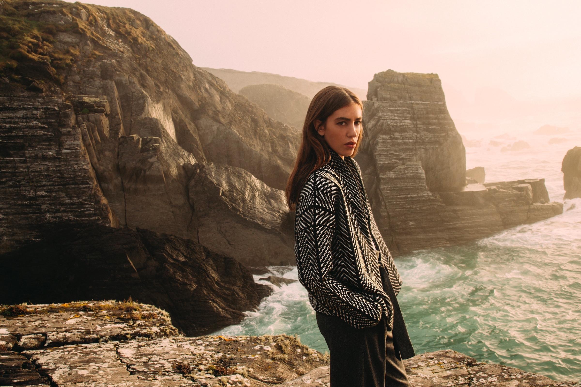 Irish Fishermans Sweater, Wool Fisherman's Sweater | Fisherman